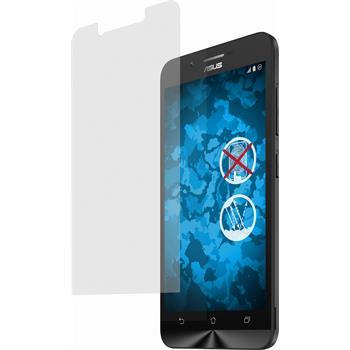 4 x Zenfone Go (ZC500TG) Schutzfolie matt