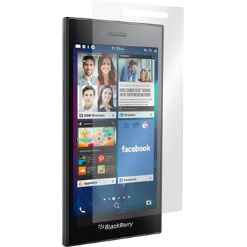 4 x BlackBerry Leap Displayschutzfolie klar