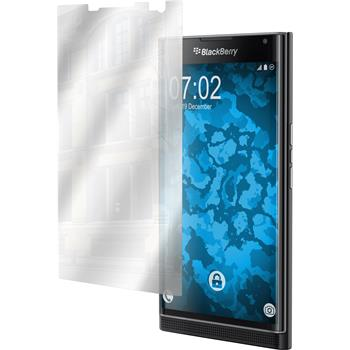 4 x BlackBerry Priv Protection Film Mirror