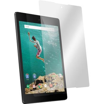 4 x Google HTC Nexus 9 Protection Film Clear