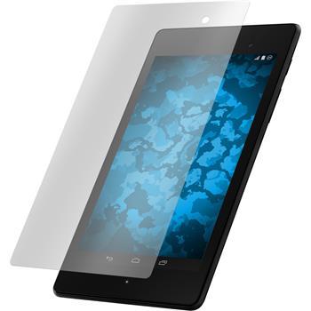 4 x Nexus 7 2013 Schutzfolie klar
