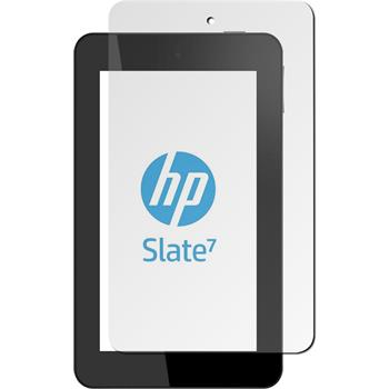 4 x HP Slate 7 Protection Film Clear