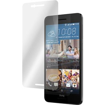 4 x HTC Desire 728 Protection Film clear