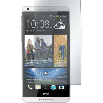 4 x HTC Desire 816 Protection Film Anti-Glare