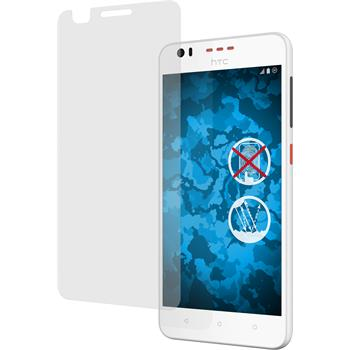 4 x HTC Desire 825 Protection Film Anti-Glare