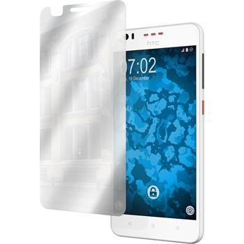 4 x HTC Desire 825 Protection Film Mirror