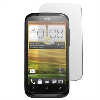 4 x HTC Desire X Protection Film Clear