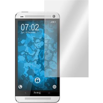4 x HTC One Displayschutzfolie klar
