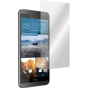 4 x HTC One E9+ Protection Film Clear