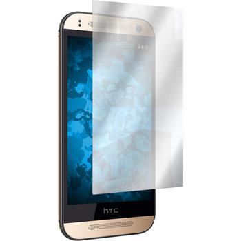 4 x HTC One Mini 2 Protection Film Mirror