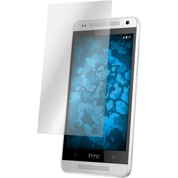 4 x HTC One Mini Displayschutzfolie klar