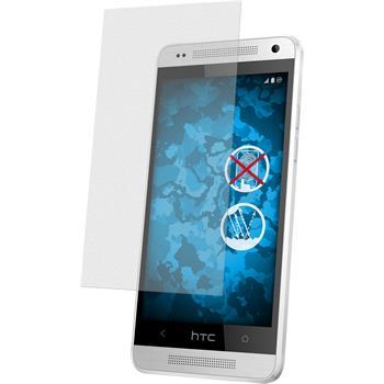 4 x HTC One Mini Displayschutzfolie matt