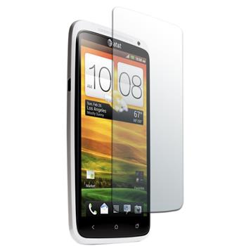 4 x HTC One X Displayschutzfolie klar