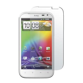 4 x HTC Sensation XL Protection Film Clear
