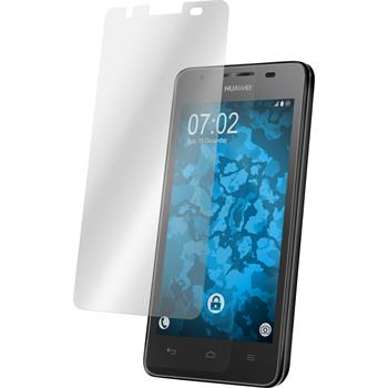 4 x Huawei Ascend G510 Protection Film Clear