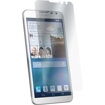 4 x Huawei Ascend Mate 2 Protection Film Clear