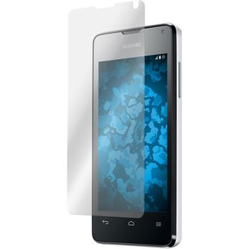 4 x Huawei Ascend Y300 Protection Film Clear