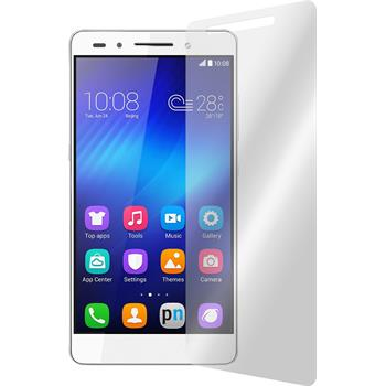 4 x Huawei Honor 7 Displayschutzfolie klar