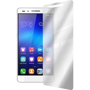 4 x Huawei Honor 7 Protection Film Mirror