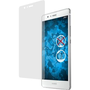 4 x Huawei P9 Lite Displayschutzfolie matt