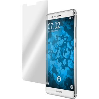 4 x Huawei P9 Protection Film clear