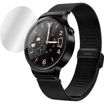 4 x Huawei Watch Displayschutzfolie matt