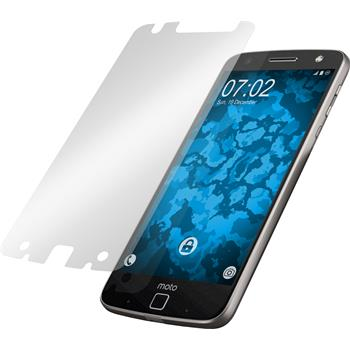 4 x Lenovo Moto Z Force Protection Film clear