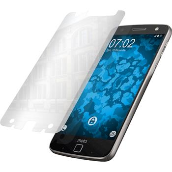 4 x Lenovo Moto Z Force Protection Film Mirror
