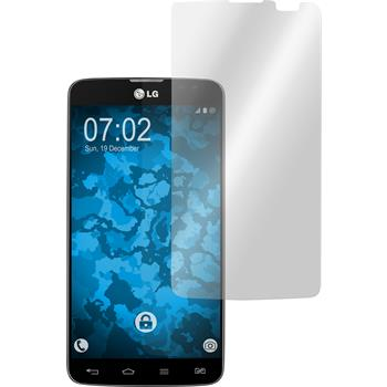 4 x LG G Pro Lite Dual Protection Film Clear