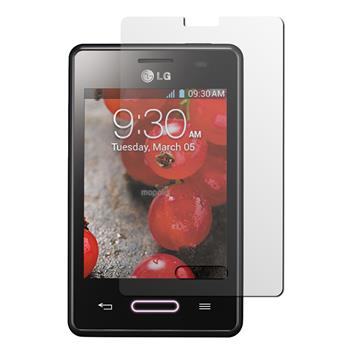 4 x LG Optimus L3 II Protection Film Clear