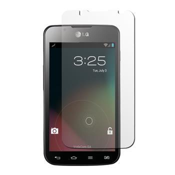 4 x LG Optimus L7 II Dual Displayschutzfolie klar