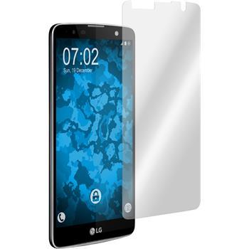 4 x LG Stylus 2 Plus Protection Film clear