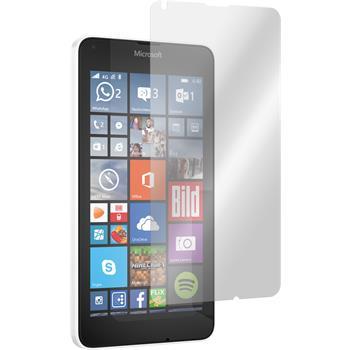 4 x Lumia 640 Schutzfolie klar