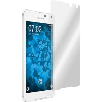 4 x Lumia 650 Schutzfolie klar