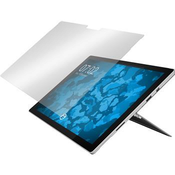 4 x Surface Pro 4 Schutzfolie klar