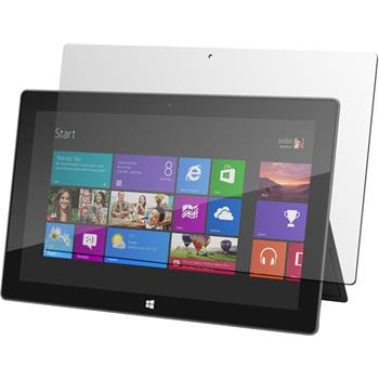 4 x Microsoft Surface RT Protection Film Clear