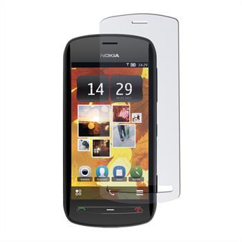 4 x Nokia 808 PureView Schutzfolie klar