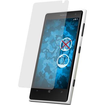 4 x Nokia Lumia 1020 Displayschutzfolie matt