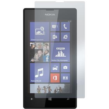 4 x Nokia Lumia 520 Displayschutzfolie matt