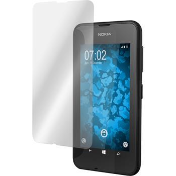 4 x Nokia Lumia 530 Displayschutzfolie klar