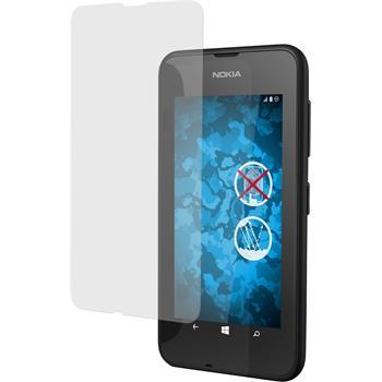 4 x Nokia Lumia 530 Protection Film Anti-Glare