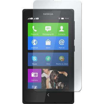 4 x Nokia Lumia 635 Protection Film Clear