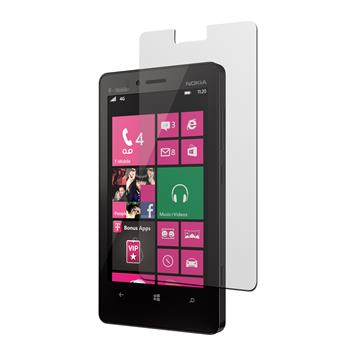4 x Nokia Lumia 810 Protection Film Clear
