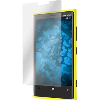 4 x Lumia 920 Schutzfolie klar