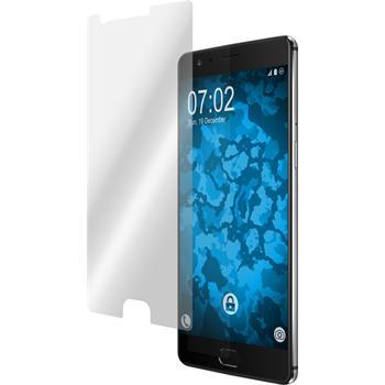 4 x OnePlus 3 Schutzfolie klar