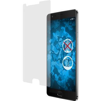 4 x OnePlus 3 Schutzfolie matt