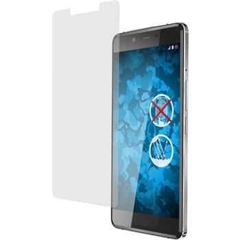 4 x OnePlus X Schutzfolie matt