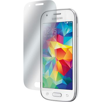 4 x Samsung Galaxy Ace Style Protection Film Clear