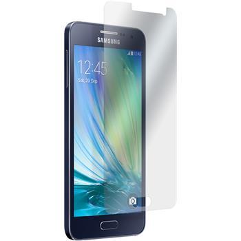 4 x Galaxy A3 (A300) Schutzfolie matt
