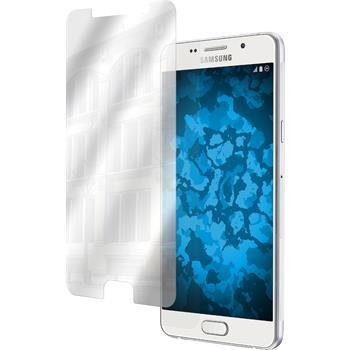 4 x Galaxy A5 (2016) A510 Schutzfolie verspiegelt